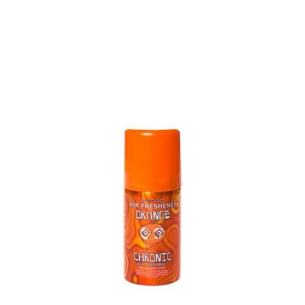 Orange Chronic - Smoke Out Air Freshener