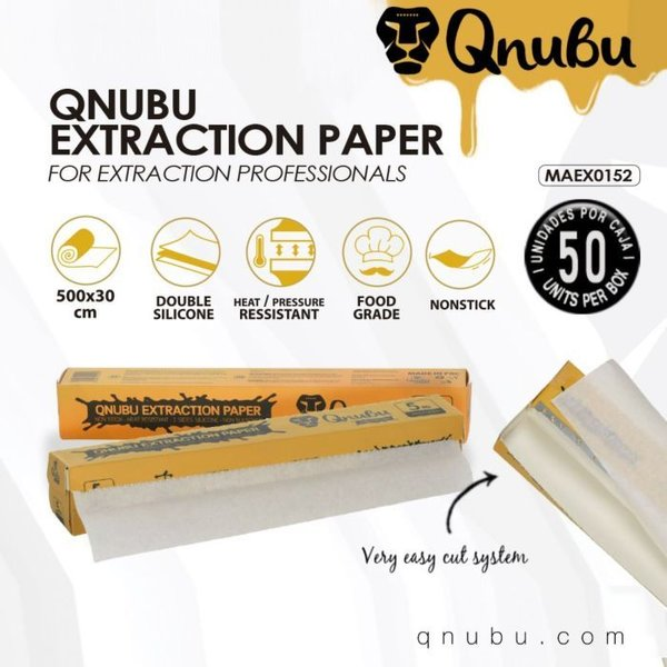 Extraction Paper 30CM (5M ROLL) by Qnubu