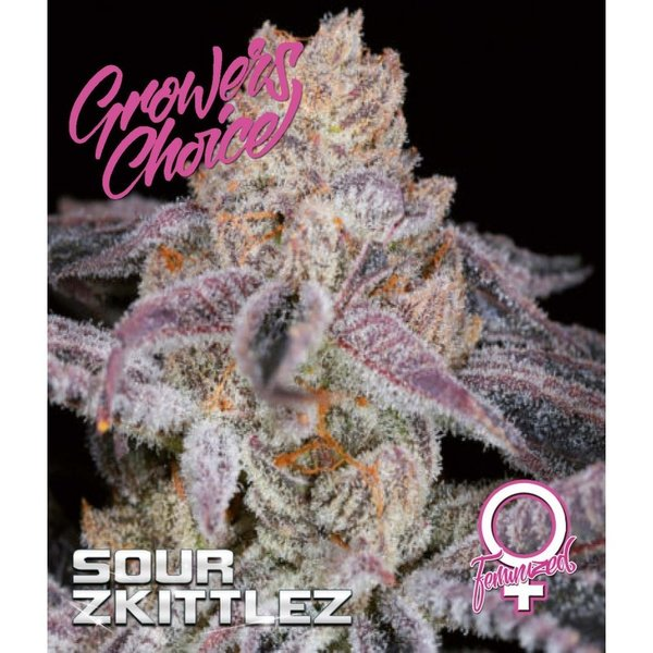 Growers Choice - Sour Zkittlez